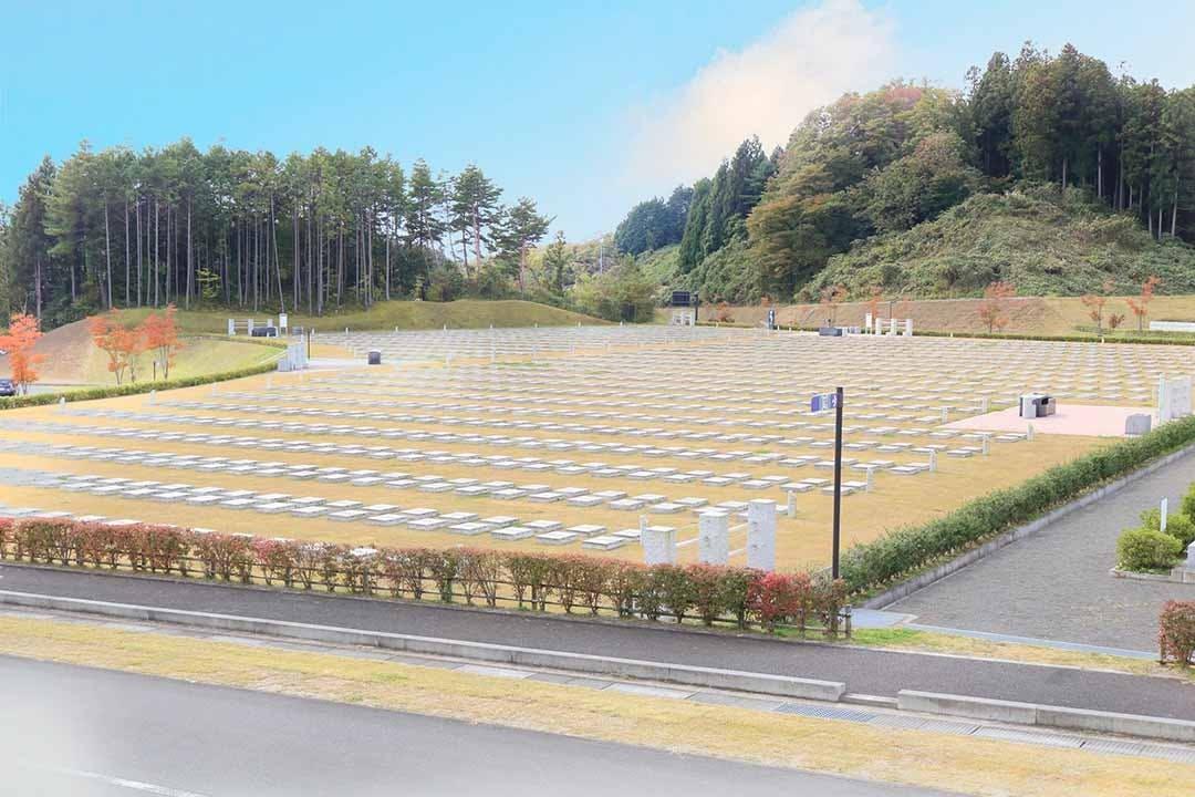 仙台市営 いずみ墓園
