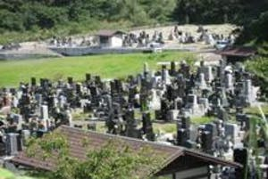 七ヶ浜町公園墓地「蓮沼苑」の画像