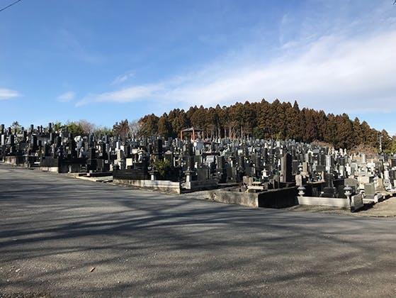 大崎市営 琵琶原霊園