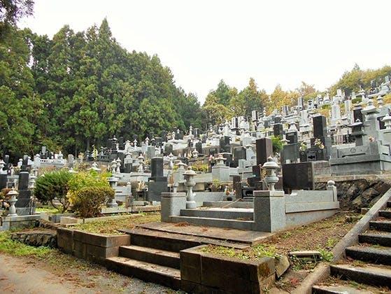 登米市営 石越赤谷共葬墓地