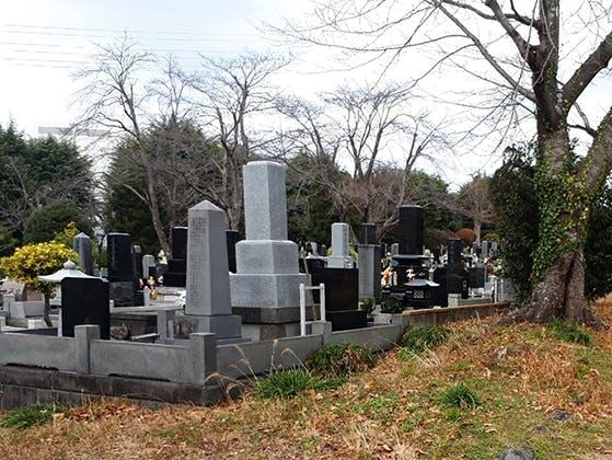 富士宮市営 舞々木墓地