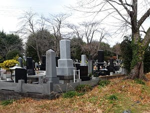 富士宮市営 舞々木墓地の画像