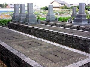 浜松市営 雄踏墓地(3号区)の画像