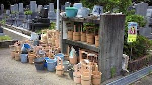 浜松市営 雄踏墓地(1号区及び2号区)の画像