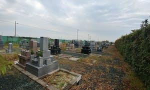 浜松市舞阪吹上墓地の画像