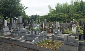 浜松市細江高台墓地の画像