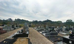 掛川市営 富士見台霊園の画像