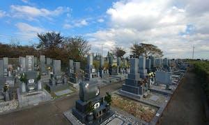 豊橋市営 東細谷墓地の画像