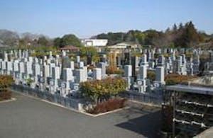 犬山市墓地の画像