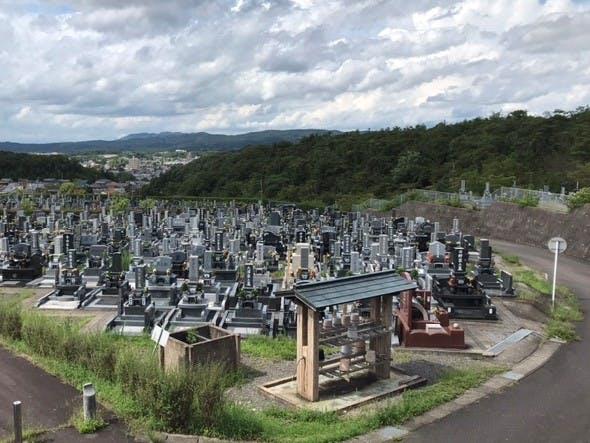 瀬戸市 春雨墓苑