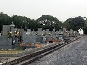 さぬき市営 大谷墓地の画像