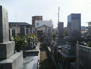 松山市営 小坂墓地の画像