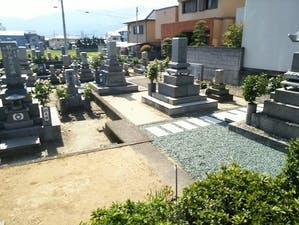 四国中央市営 新浜墓地の画像