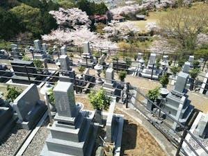 四国中央市営 桃山墓園の画像