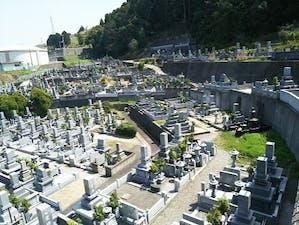 四国中央市営 桃山新墓園の画像