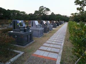 唐津市墓地公園の画像