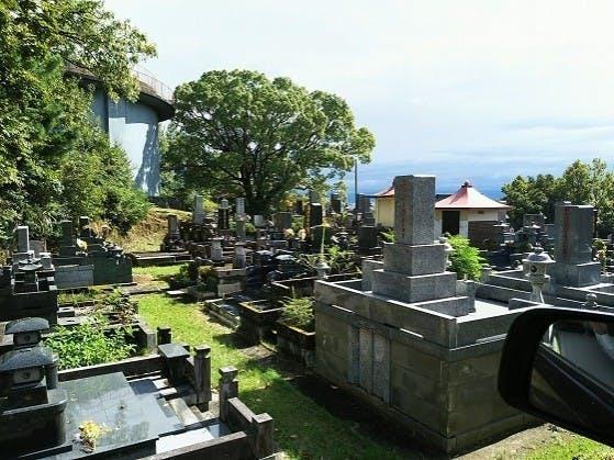 熊本市営 城山墓園