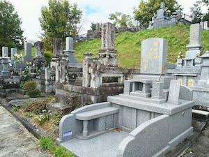 熊本市営 立田山墓地の画像