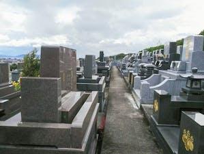熊本市営 浦山墓園の画像