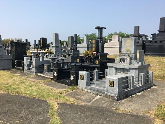山鹿市営墓地