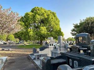 熊本市営 桃尾墓園の画像