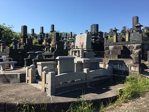 玉名市横島墓地公苑の画像