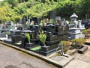 八代市営 上片墓園の画像