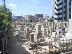 大阪市設 北霊園の画像