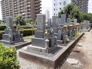 大阪市設 平野霊園の画像