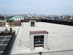 和泉市設 信太山墓地の画像