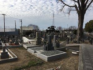 貝塚市営墓地の画像