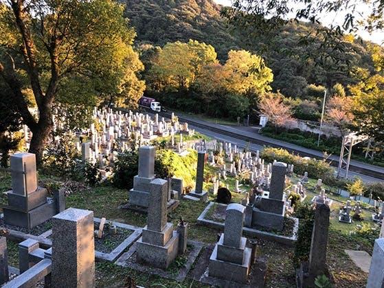 京都市営 清水山墓地
