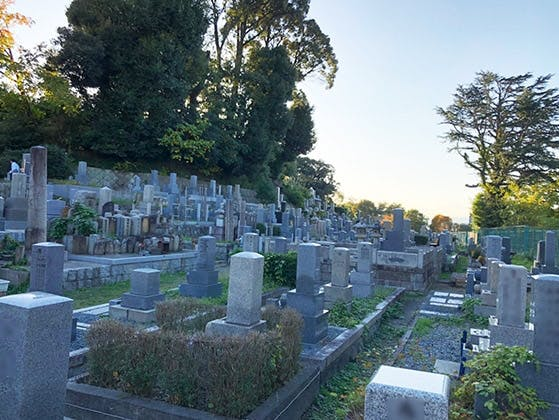 京都市営 地蔵山墓地