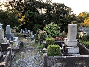 京都市営 地蔵山墓地の画像