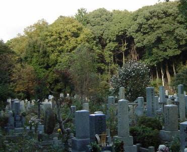 京都市営 大日山墓地