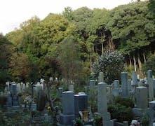 京都市営 大日山墓地の画像