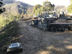 奥畑墓地の画像