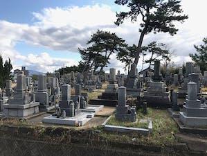 京丹後市営 浅茂川墓地の画像