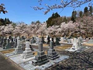 長岡市墓園の画像