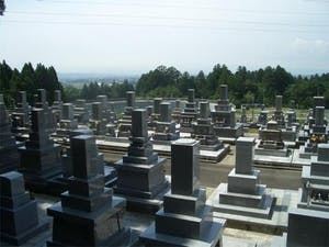 南砺市営 井波墓地の画像