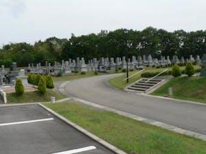 射水市営 太閤山公園墓苑の画像