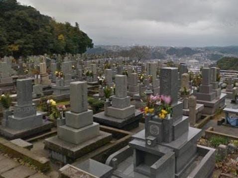 鹿児島市営 草牟田墓地