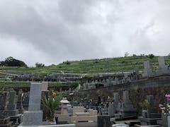 鹿児島市営 唐湊墓地の画像