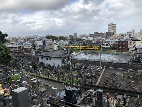 鹿児島市営 露重墓地