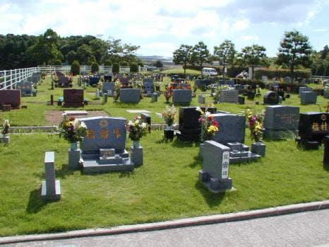 鹿児島市営 川上墓園