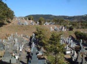 鹿屋市営 高須墓地の画像