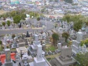 鹿屋市営 緑山墓地の画像