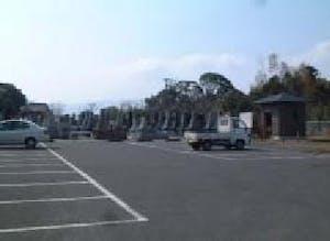 鹿屋市営 新川寿墓地の画像