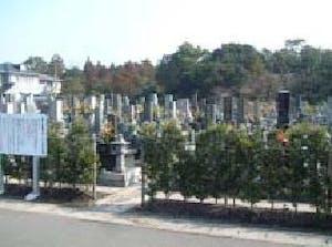 鹿屋市営 寿墓地の画像