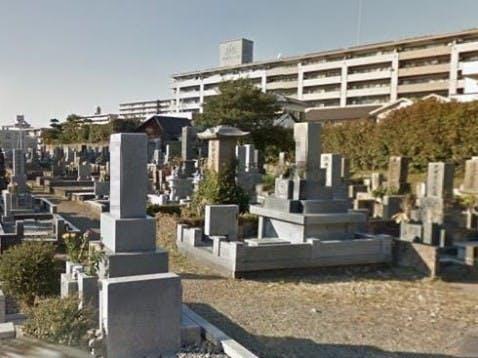 宮崎市営 毛久墓地